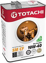 Моторное масло TOTACHI Eco Gasoline Semi-Synthetic SM/CF 10W-40 4L
