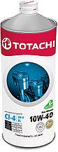 Моторное масло TOTACHI Eco Diesel Semi-Synthetic CI-4/CH-4/SL 10W-40 1L