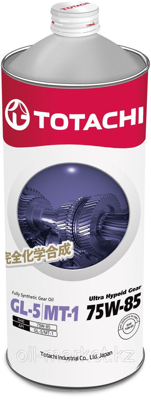 Трансмиссионное масло TOTACHI Ultra Hypoid Gear Fully Syn GL-5/MT-1 75W-85  1L