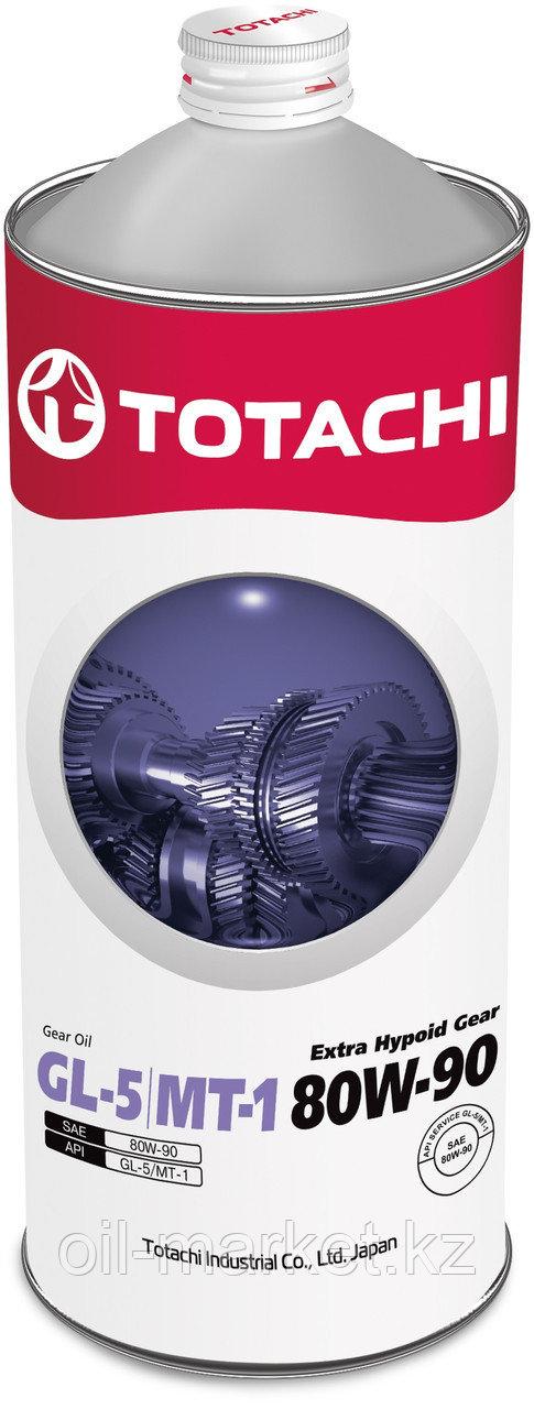 Трансмиссионное масло TOTACHI Extra Hypoid Gear GL-5/MT-1 80W-90  1L