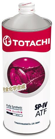 Масло для АКПП TOTACHI ATF SP-IV  1L, фото 2