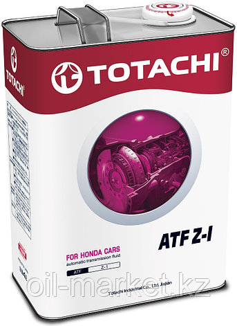 Масло для АКПП TOTACHI ATF Z-1 4L, фото 2