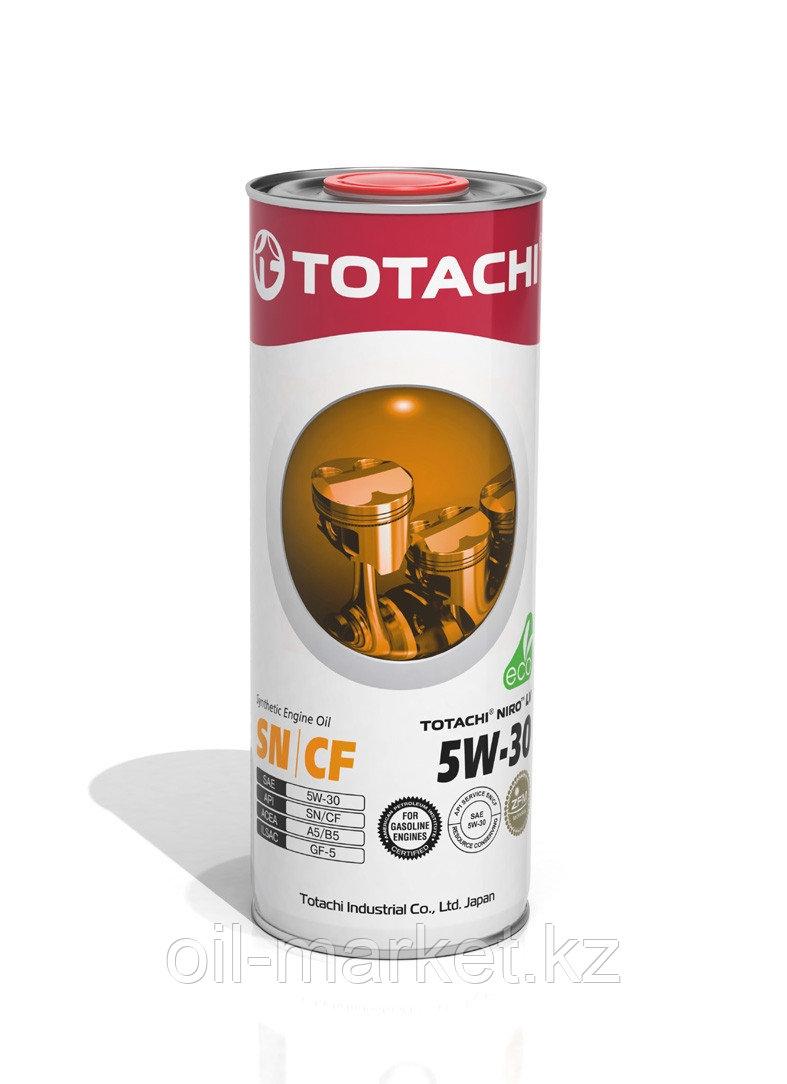 Моторное масло TOTACHI NIRO LV SN Synthetic 5W-30 1L