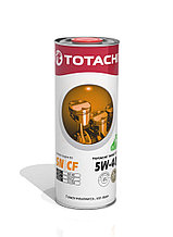Моторное масло TOTACHI NIRO HD Synthetic API CI-4, CH-4 / SL 5W-40 1L
