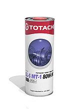 Трансмиссионное масло TOTACHI NIRO Super Gear GL-5/MT-1 80W-90 1L