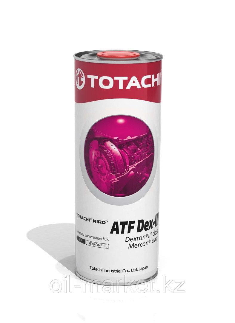 Масло для АКПП TOTACHI NIRO ATF DEXRON-III гидрокрекинг 1L
