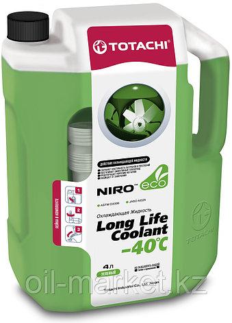Антифриз TOTACHI NIRO LONG LIFE COOLANT Green 4л. (Зеленый), фото 2