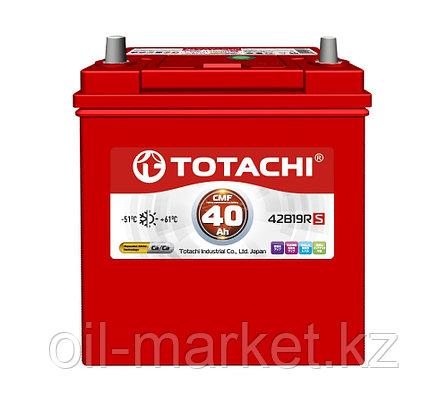 Аккумулятор TOTACHI 40 А/ч CMF - 42B19RS, фото 2