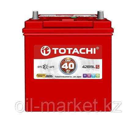 Аккумулятор TOTACHI 40 А/ч CMF - 42B19LS, фото 2