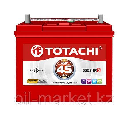 Аккумулятор TOTACHI 45 А/ч CMF - 55B24RS, фото 2