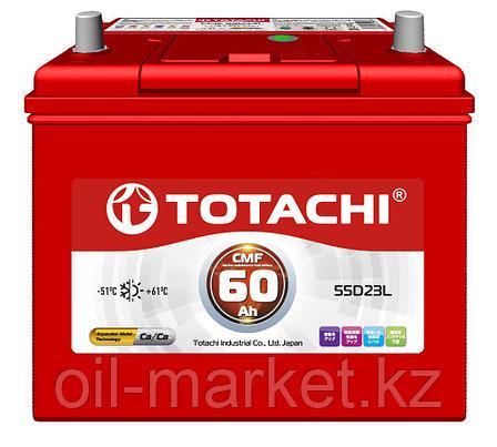 Аккумулятор TOTACHI 60 А/ч CMF - 55D23L, фото 2