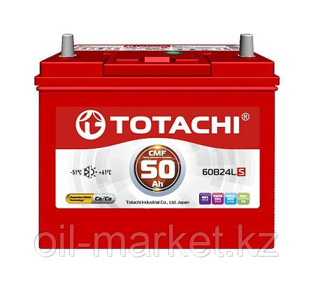 Аккумулятор TOTACHI 50 А/ч CMF - 60B24L (тонк.), фото 2