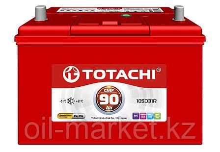 Аккумулятор TOTACHI 90 А/ч CMF - 105D31R, фото 2