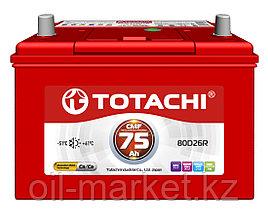 Аккумулятор TOTACHI 75 А/ч CMF - 80D26R