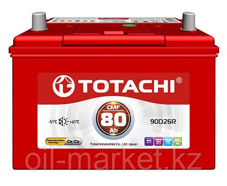 Аккумулятор TOTACHI 80 А/ч CMF - 90D26R, фото 2