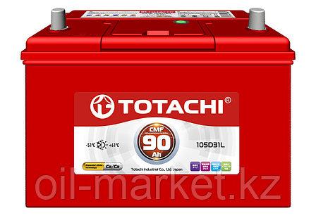 Аккумулятор TOTACHI 90 А/ч CMF - 105D31L, фото 2