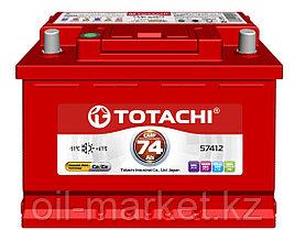 Аккумулятор TOTACHI 74 А/ч CMF - 57412