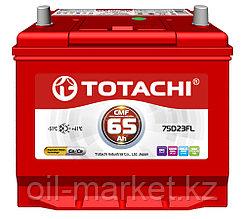 Аккумулятор TOTACHI 65 А/ч CMF - 75D23FL