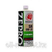 Моторное масло ZEPRO ECOMEDALIST 0W-20 1L