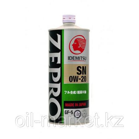 Моторное масло ZEPRO ECOMEDALIST 0W-20 1L, фото 2