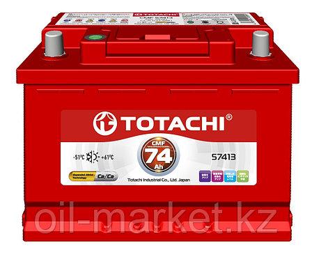 Аккумулятор TOTACHI 74 А/ч CMF - 57413, фото 2
