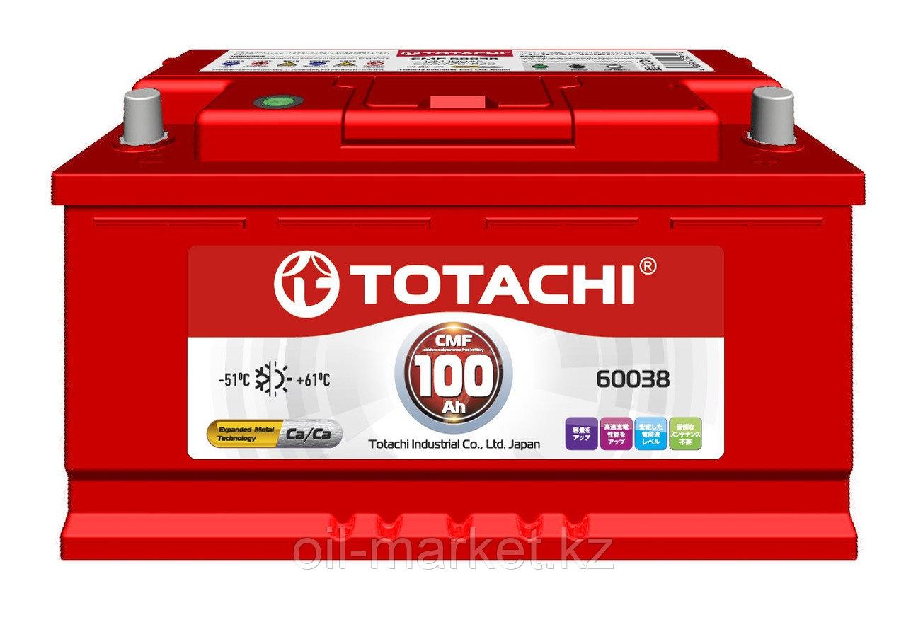Аккумулятор TOTACHI 100 А/ч CMF - 60038
