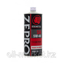 Моторное масло ZEPRO RACING 5W-40 1L