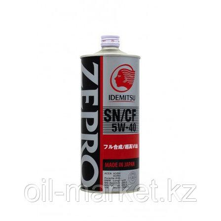 Моторное масло ZEPRO EURO SPEC  5W-40 1L, фото 2