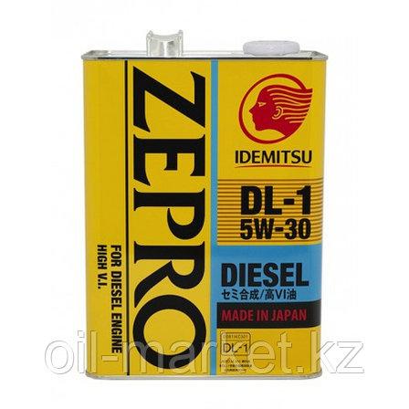 Моторное масло ZEPRO DIESEL 5W-30 4L, фото 2