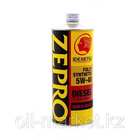 Моторное масло ZEPRO FULLY SYNTHETIC 5W-40  DIESEL 1L, фото 2