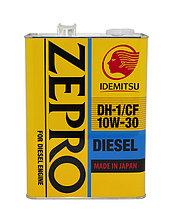 Моторное масло ZEPRO DIESEL  10W-30 4L
