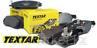 Тормозные колодки передние TEXTAR.