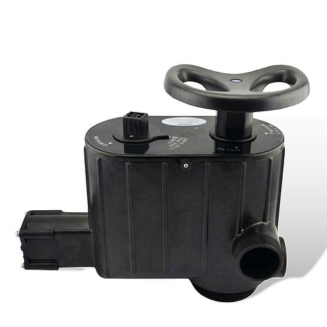 Ручной клапан Runxin TM.F77BS - фильтр., до 15 м3/час, фото 2