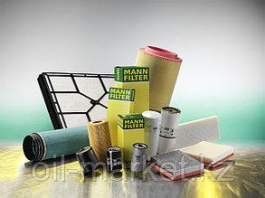 MANN FILTER Фильтр масляный W712/80
