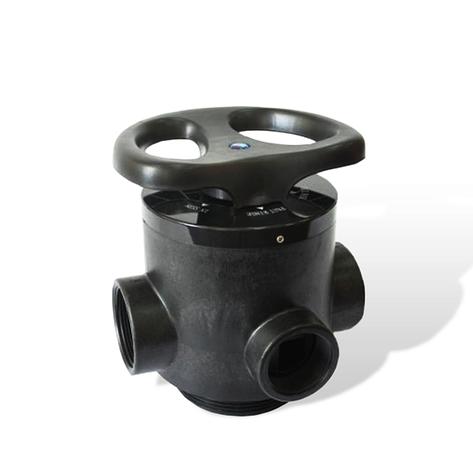 Ручной клапан Runxin TM.F56D - фильтр., до 10 м3/час, фото 2