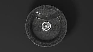 Кухонная мойка глянцевая кварцевая MARRBAXX  серия Granit MARR    Шейна Z1  (480 мм)