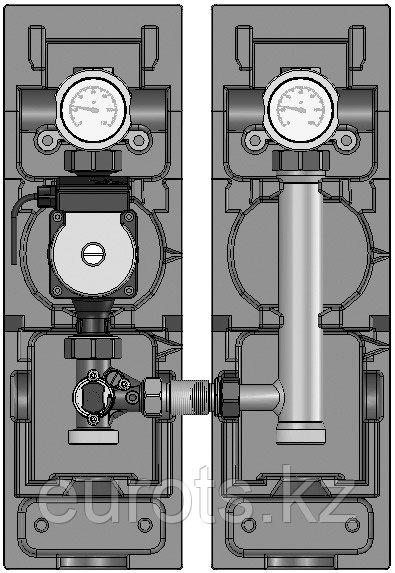 Системы средней мощности до 130 кВт. Насосные группы V-MK