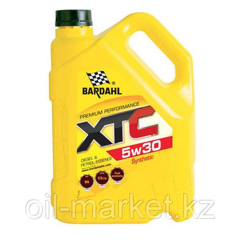 Моторное масло BARDAHL XTC 5W-30 5 л, фото 2