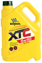 Моторное масло BARDAHL XTC 5W-40 5 л