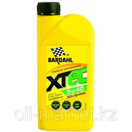 Моторное масло BARDAHL XTEC 5W-40 1 л, фото 2