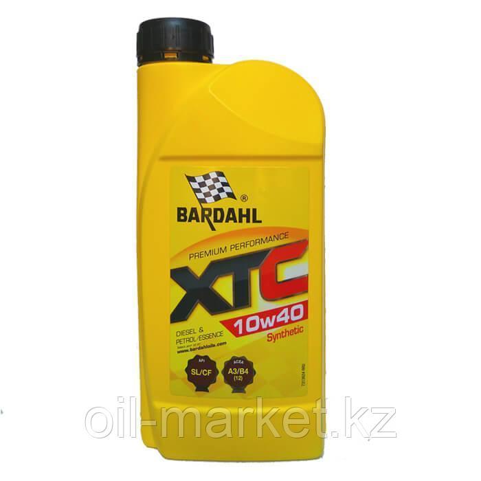 Моторное масло BARDAHL XTC 10W-40 на разлив.