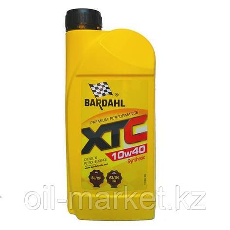 Моторное масло BARDAHL XTC 10W-40 на разлив., фото 2