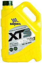 Моторное масло BARDAHL XTS 10W-60 5 л