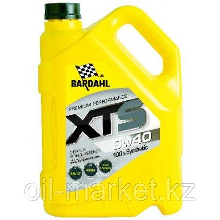 Моторное масло BARDAHL XTS 0W-40 5 л, фото 2