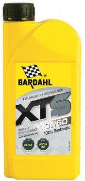Моторное масло BARDAHL XTS 10W-60 1 л, фото 2