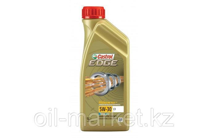 Моторное масло Castrol EDGE 5W-30 C3 1л.