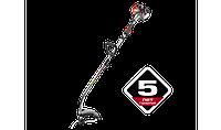 Триммер бензиновый, ЗУБР ТБ-250, 25.4 см3 ( 0.82 л.с. / 0,6 кВт), 8500 об/мин, катушка с леской, фото 1