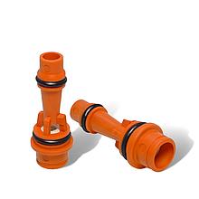 """Инжектор Runxin 6310 orange (18"""")"""