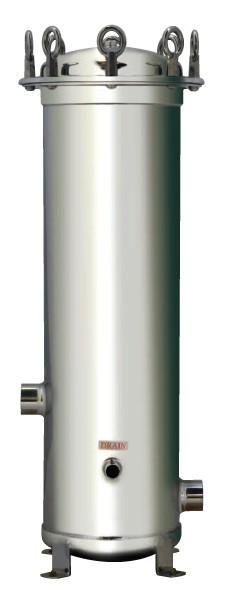 Мультипатронный фильтр тонкой очистки воды AK SF 80  (до 80м3/ч)