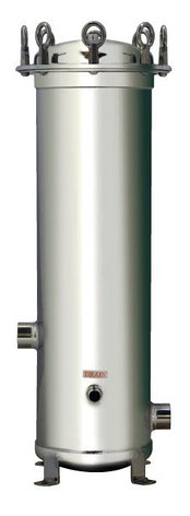 Мультипатронный фильтр тонкой очистки воды CF21 - ( до 21м3/ч), фото 2